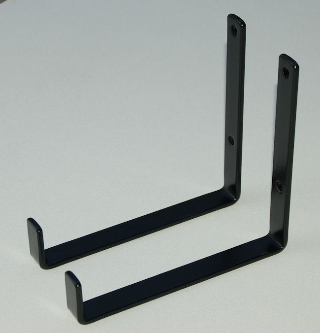 brackets and hooks for hanging baskets window boxes window