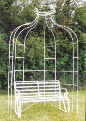 Garden Arbour Arbour Arbor Gazebo Garden Structure